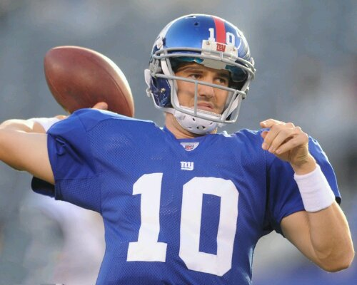 Will Eli Manning Lead the Giants to their Second Super Bowl Win in Four Years?