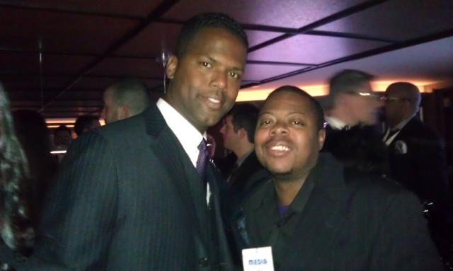 "AJ Calloway and Derrel ""Jazz"" Johnson"