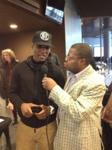 "Bernard Hopkins Speaks with Derrel ""Jazz"" Johnson"